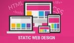 سایتهای ثابت (Static Website)